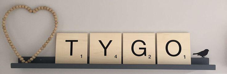 Grote scrabble letters kopen