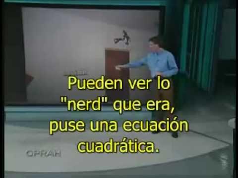 Una última lección Video sub titulos en Español. Muy interesante.