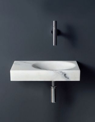 Basin and tap by Sanico bathrooms.