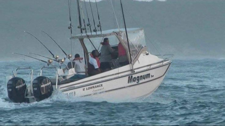 Interesting places to stay in South Africa -  Sodwana Bay Lodge - Magnum Fishing Charters look forward to welcoming you onboard Magnum or Magnum Too for a great days fishing on Sodwana's most practical charter fishing vessels. Magnum Fishing Charters supports tag and release and is one of the license holders for deep sea fishing charters inside the iSimangaliso wetland park.....#fishingcharter #southafrica #photosafari #tourism #extremefrontiers #sodwanabay #adventure #holiday #vacation…