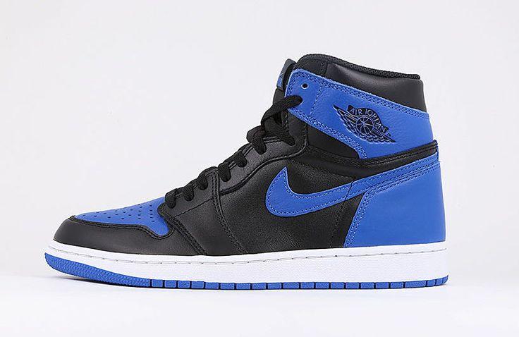 Air Jordan 1 Royal Raffle Restock Kicks Store - Sneaker Bar Detroit