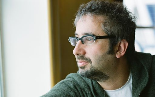 David Baddiel - Who Do You Think You Are