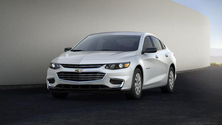 Malibu for Sale: 2017 Malibu Pricing | Chevrolet