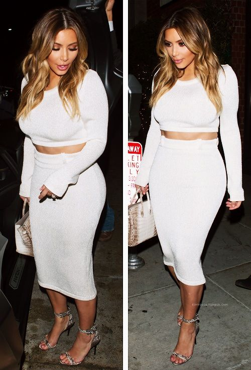 Best 25 all white outfit ideas on pinterest off white jacket kim kardashian all white outfit urmus Image collections
