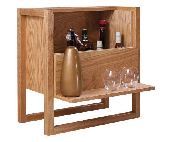 Machen Sie Ihr Wohnzimmer Mit Mini Bar NewEst In Braun Zur Wohlfühloase.  Entdecken Sie Weitere Möbel Von WOODMAN Auf U003eu003e WestwingNow.