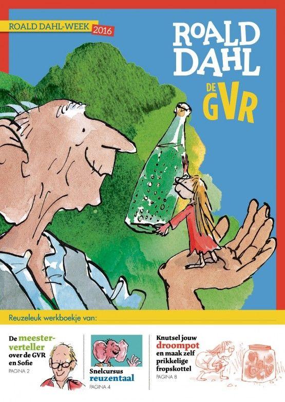 Roald Dahl-krant 2016