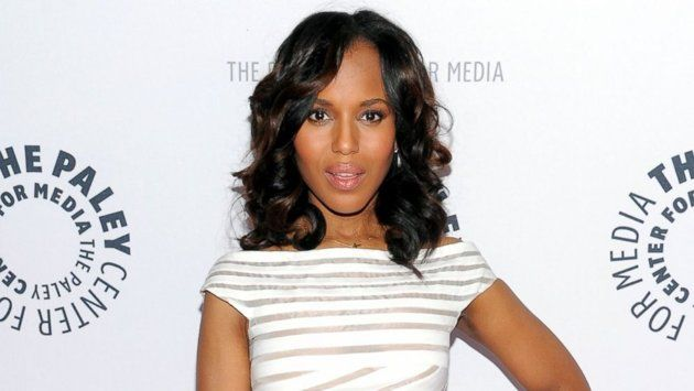 Kerry Washington Opens Up About Hiding Her Pregnancy On 'Scandal' (ABC News)