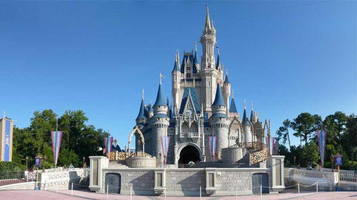 Disney theme park builder game!