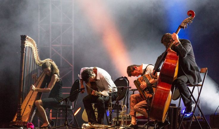 Herbert Pixner Projekt. Feinste handgemachte Musik aus den Alpen #traditionsmusik #volksmusik #alpen #südtirol #altoadige #kultur