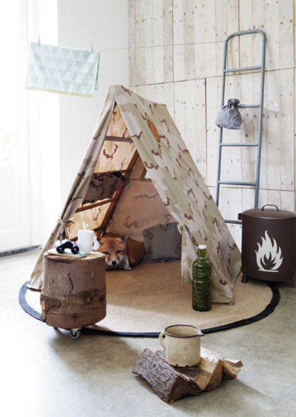 Rafa-kids : Tent at home for children