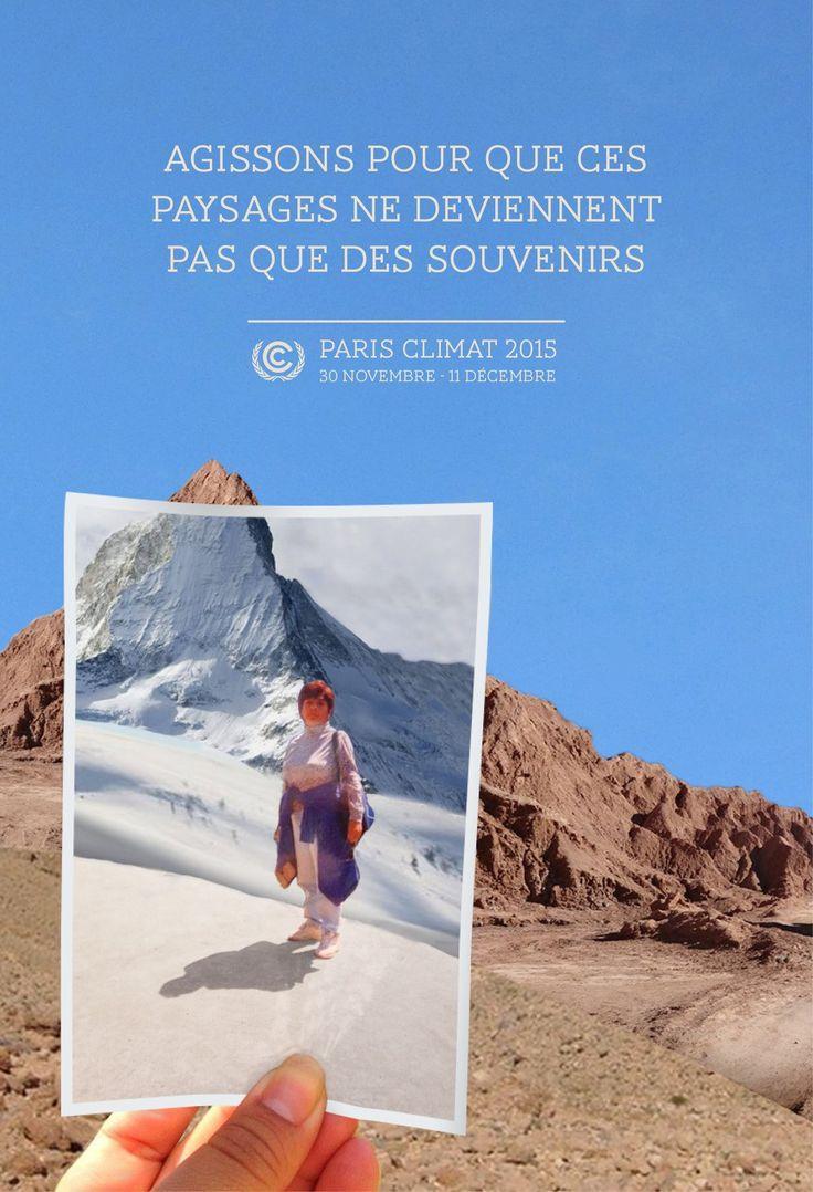 COP21/ PARIS CLIMAT 2015 on Behance