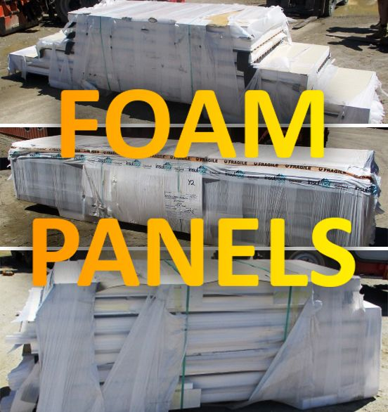 The Insulated Roof FOAM PANELLING Online Auction is closing TOMORROW at 7:00 pm - make your bid online now 👉 https://www.lloydsonline.com.au/AuctionLots.aspx?smode=0&aid=7642&utm_content=bufferee5a1&utm_medium=social&utm_source=pinterest.com&utm_campaign=buffer