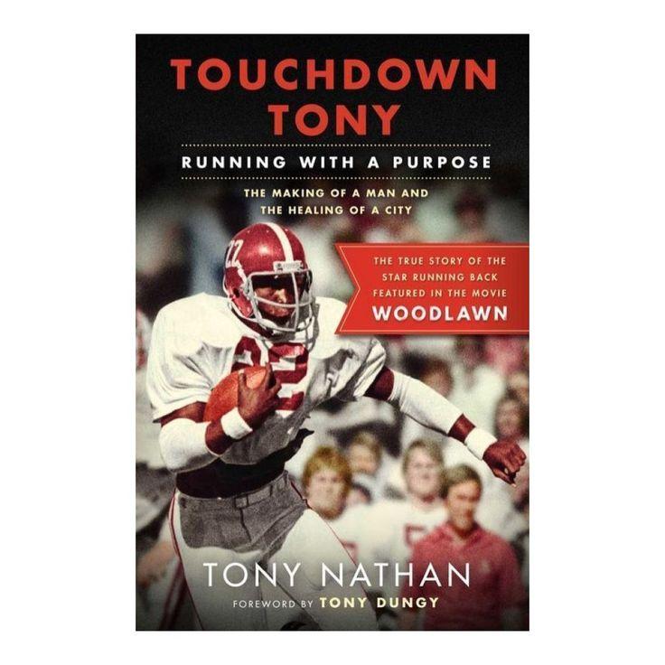 Touchdown Tony (Hardcover) (Tony Nathan)