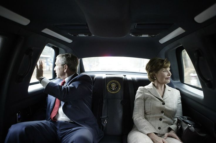 Джордж Буш. Из серии «Внутри президентства».