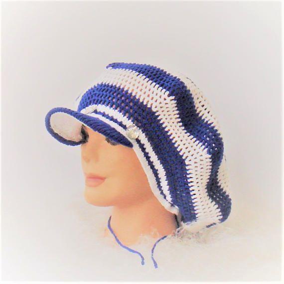 Slouchy Rasta Hat Rasta Hair Net Cap Casquette rasta Hat