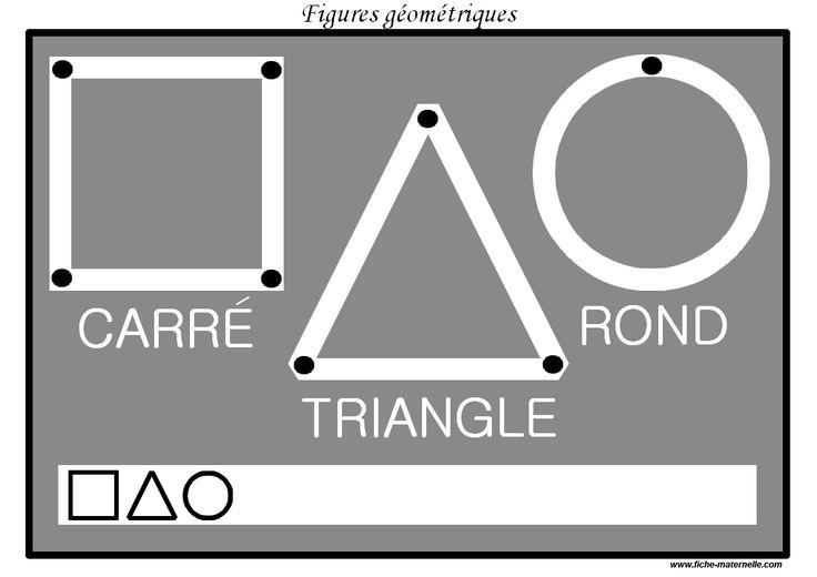 Des PISTES GRAPHIQUES à plastifier pour apprendre à tracer les figures géométriques