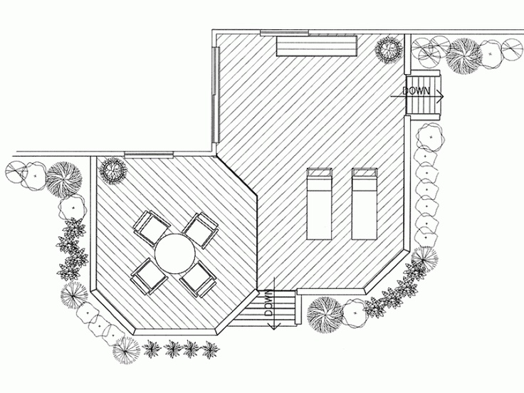 96 best Backyard Deck Ideas images on Pinterest Decks, Landscaping - new machinist blueprint examples
