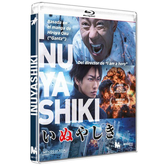 Inuyashiki Blu Ray En 2020 Cine