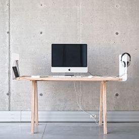Worknest is a minimalist design created by Poland-based designer Wiktoria Lenart.