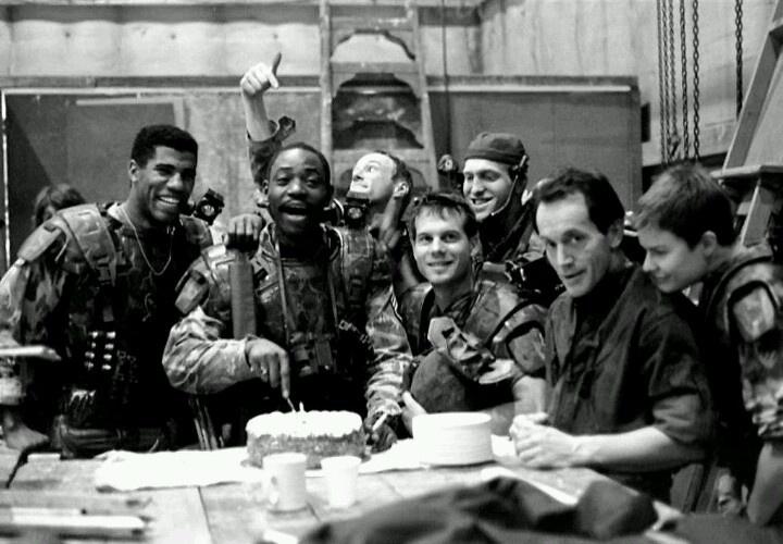 Sci-Fi Movies  ... Cast of Aliens