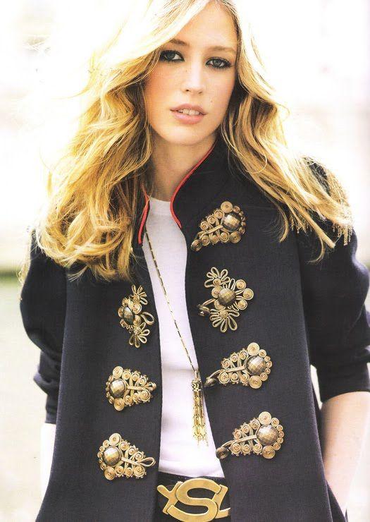 Raquel Zimmerman, Terry Richardson for Paris Vogue