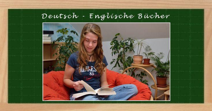 Zweisprachige Bücher für Kinder und Jugendliche  Für Leseratten habe ich hier ein paar deutsch englische Bücher für Jungen und Mädchen ab der 5. Klasse zusammengestellt. #Bücher #Englischlernen #Zweisprachig #Deutsch-Englisch #Englisch-Deutsch #Fremdsprachen #lernen #Englisch #Lesen #Leseverständnis