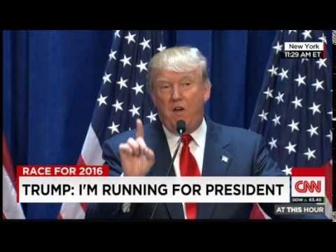 "Donald Trump Running for President 2016 VIDEO ""I'm Really Rich"" | Donald Trump for President - YouTube"
