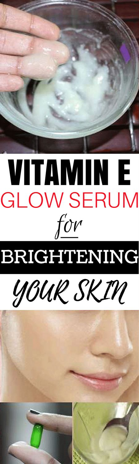Vitamin E is extremely beneficial for your skin and hair. However, vitamin E night creams are very expensive. For that reason, we will present you a homemade vitamin E facial night serum. In a few days, you'll be amazed by the result!