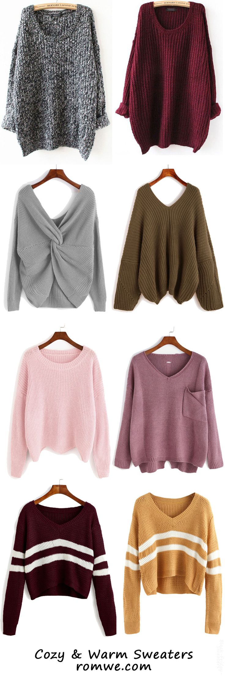 Black Friday 2016 - Sweaters from romwe.com