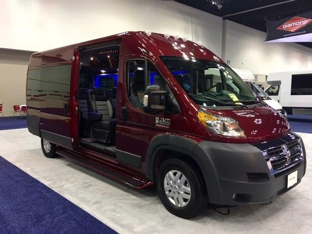 Elkhart IN 46516 Driving Your Business Forward Land Jet Mobile Office Vans LandJet Automotive Designs Mercedes Sprinter Van Conversions