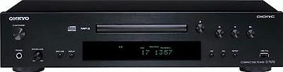 CD Players and Recorders: Onkyo C-7070 Compact Disc Player BUY IT NOW ONLY: $699.0