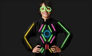 Need this for Ragnar! Glow-in-the-Dark LightSuit
