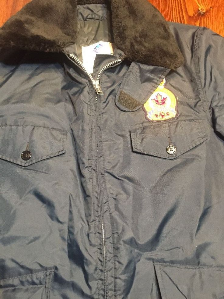 Royal Canadian Legion RCL Extreme Cold Weather Coat