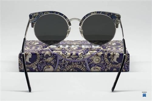 Super Ilaria - Maiolica Cobalt #retrosuperfuture #bywonderland #sunnies #shades #sunglasses #supertr
