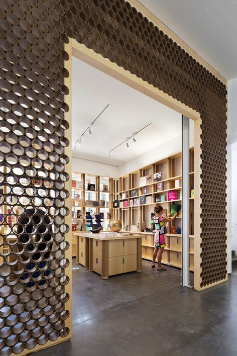 Aspen Art Museum, Aspen, 2014 - Shigeru Ban Architects