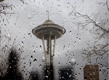 All This Is That: Seattle rain and the Beaufort Scale
