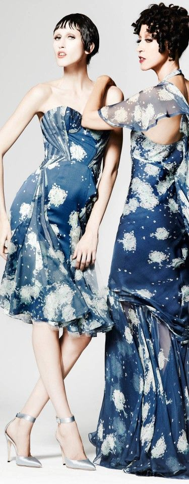 Travel Ready Resort Wear| Serafini Amelia| Beautiful Colection Of Zac Posen Resort 2014