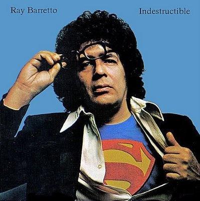 Salsa dura de la mano de una de las leyendas de la música tropical y padre genuino del Latin Jazz, Ray Barretto, el rey de las manos duras.