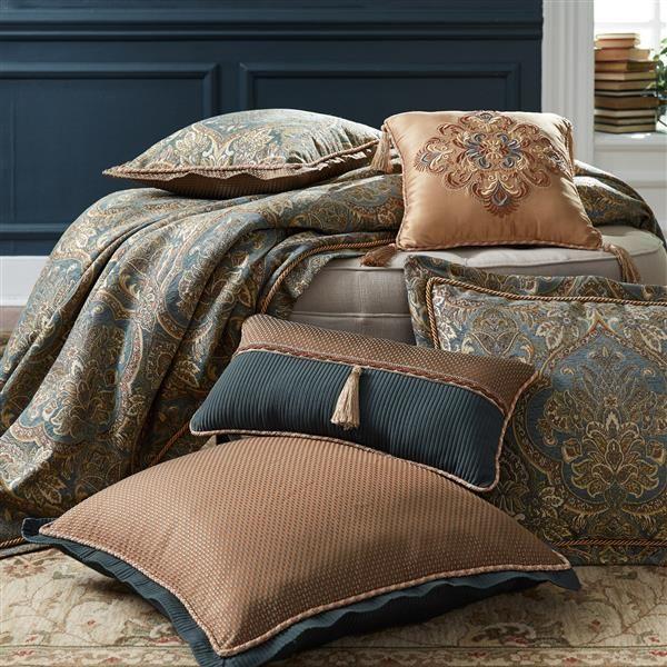 cadeau bedding collection croscill bedding croscill teal gold spice