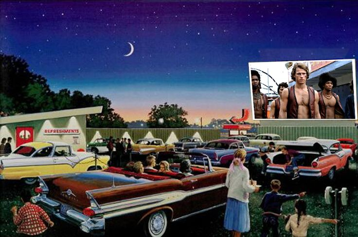 Drive in movies but more on that later first lets go