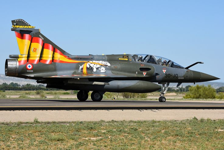 Mirage 2000D France Air Force 627 30-JO