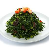 Organic Avenue Kale salad
