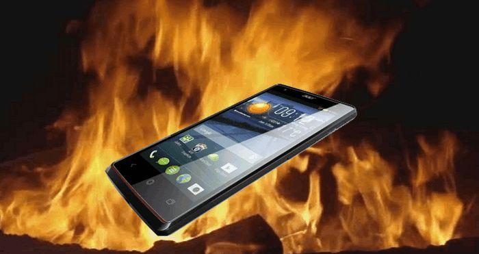Ketahui Penyebab Smartphone Panas, Lalu Ini Solusinya ~ Warta IPTEK