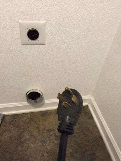 How to change the plug on your dryer to accommodate a 3 ...