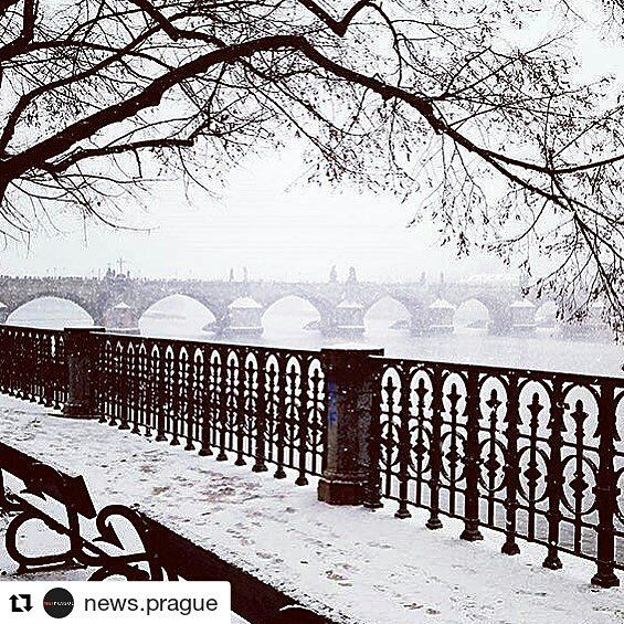 #Repost @news.prague Charles bridge Prague View  Have a nice weekend fellas! This weekend Prague will be chilly and freezing. The expected temperature is -18 maximum. Enjoy the chill#newsprague #praha #instapassport #thecreative #artofvisuals #aroundtheworldpix #ig_masterpiece #theprettycities #flashesofdelight #travelog #mytinyatlas #visualmobs #theglobewanderer #forahappymoment #exploringtheglobe #travelon #awesome_earthpix #campinassp #visualoflife #awesome_naturepix #roamtheplanet…