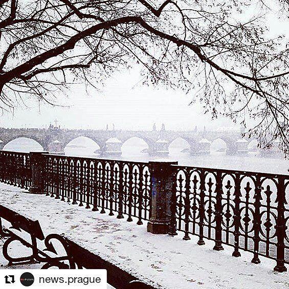 #Repost @news.prague Charles bridge Prague View  Have a nice weekend fellas! This weekend Prague will be chilly and freezing. The expected temperature is -18 maximum. Enjoy the chill#newsprague #praha #instapassport #thecreative #artofvisuals #aroundtheworldpix #ig_masterpiece #theprettycities #flashesofdelight #travelog #mytinyatlas #visualmobs #theglobewanderer #forahappymoment #exploringtheglobe #travelon #awesome_earthpix #campinassp #visualoflife #awesome_naturepix #roamtheplanet…