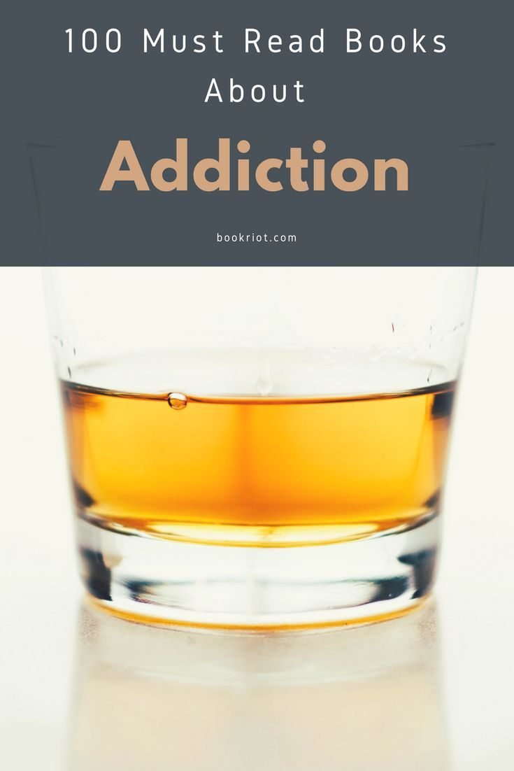 100 Mustread Books About Addiction