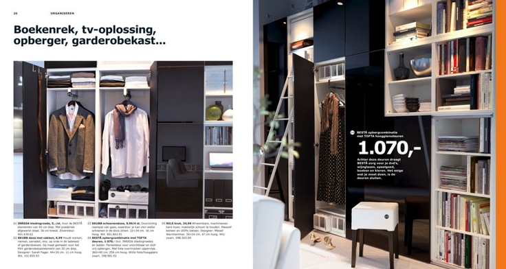 IKEA Besta serie