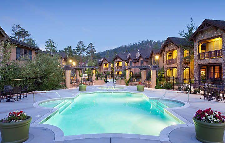 Pool - The Club at Big Bear Village
