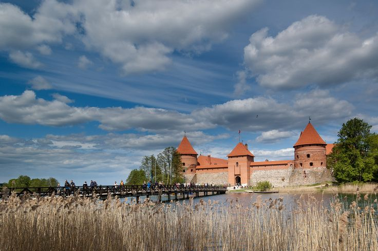 https://flic.kr/p/ndapkM | Baltic Trip of Raccoon Pedro | Lithuania | Trakai Island Castle | Baltic Trip 2014. Photo by World Wide Gifts (www.world-wide-gifts.com). See more about Raccoon Pedro's travelling at instagram.com/worldwide_souvenirs/